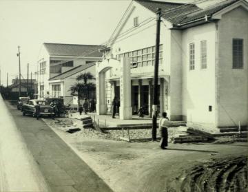 旧河内市庁舎   東大阪市