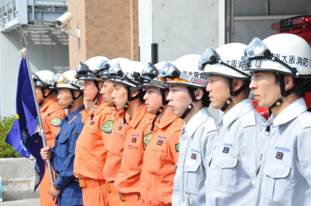 平成28年4月19日 緊急消防援助隊...